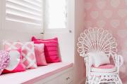 Фото 11 Фуксия, фрез и земляничный: 70+ трендовых расцветок обоев в розовой гамме