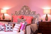 Фото 12 Фуксия, фрез и земляничный: 70+ трендовых расцветок обоев в розовой гамме