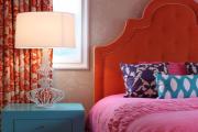 Фото 15 Фуксия, фрез и земляничный: 70+ трендовых расцветок обоев в розовой гамме