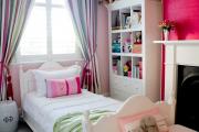 Фото 19 Фуксия, фрез и земляничный: 70+ трендовых расцветок обоев в розовой гамме