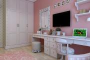 Фото 21 Фуксия, фрез и земляничный: 70+ трендовых расцветок обоев в розовой гамме