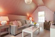 Фото 31 Фуксия, фрез и земляничный: 70+ трендовых расцветок обоев в розовой гамме