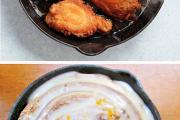 Фото 28 Верная помощница для каждой хозяйки: выбираем лучшую чугунную сковороду-гриль с крышкой