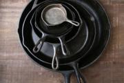 Фото 2 Верная помощница для каждой хозяйки: выбираем лучшую чугунную сковороду-гриль