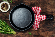 Фото 4 Верная помощница для каждой хозяйки: выбираем лучшую чугунную сковороду-гриль