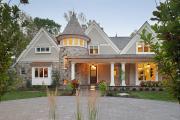 Фото 39 Экстерьерный вопрос: выбираем лучший цокольный сайдинг под камень для дома