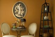 Фото 7 Цвет охра в интерьере: создаем утонченный дизайн квартиры в янтарно-медовой гамме
