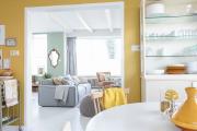 Фото 9 Цвет охра в интерьере: создаем утонченный дизайн квартиры в янтарно-медовой гамме