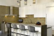 Фото 10 Цвет охра в интерьере: создаем утонченный дизайн квартиры в янтарно-медовой гамме