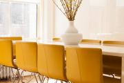 Фото 28 Цвет охра в интерьере: создаем утонченный дизайн квартиры в янтарно-медовой гамме