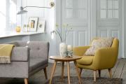 Фото 30 Цвет охра в интерьере: создаем утонченный дизайн квартиры в янтарно-медовой гамме