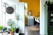 Фото 3 Цвет охра в интерьере (95+ идей): создаем утонченный дизайн квартиры в янтарно-медовой гамме