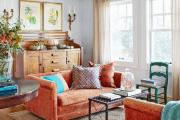 Фото 38 Цвет охра в интерьере: создаем утонченный дизайн квартиры в янтарно-медовой гамме