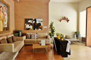 Фото 2 Цвет охра в интерьере: создаем утонченный дизайн квартиры в янтарно-медовой гамме