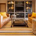 Цвет охра в интерьере: создаем утонченный дизайн квартиры в янтарно-медовой гамме фото