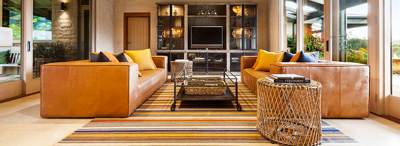 Цвет охра в интерьере: создаем утонченный дизайн квартиры в янтарно-медовой гамме