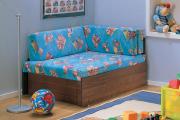 Фото 10 Выбираем детский выкатной диван: варианты механизмов и их особенности