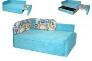 Фото 6 Выбираем детский выкатной диван: варианты механизмов и их особенности