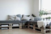 Фото 1 Делаем диван своими руками (100 идей): стильный и комфортный интерьер без лишних затрат