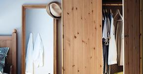 Выбираем идеальный двустворчатый шкаф для одежды: рекомендации дизайнеров фото