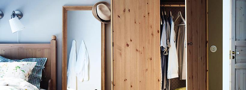 Выбираем идеальный двустворчатый шкаф для одежды: рекомендации дизайнеров