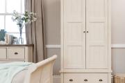 Фото 7 Выбираем идеальный двустворчатый шкаф для одежды: рекомендации дизайнеров