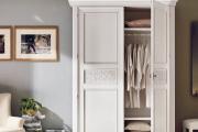 Фото 4 Выбираем идеальный двустворчатый шкаф для одежды: рекомендации дизайнеров