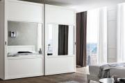 Фото 12 Выбираем идеальный двустворчатый шкаф для одежды: рекомендации дизайнеров