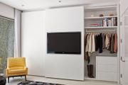 Фото 1 Выбираем идеальный двустворчатый шкаф для одежды: рекомендации дизайнеров