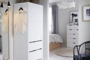 Фото 15 Выбираем идеальный двустворчатый шкаф для одежды: рекомендации дизайнеров