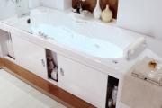 Фото 1 Экран под ванну: выбираем и устанавливаем самостоятельно