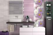 Фото 10 Фиолетовая плитка в интерьере: 70+ идей гармоничных сочетаний оттенков, принтов и фактур