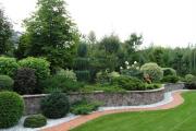 Фото 24 Садовые дорожки без проблем: что нужно знать и как выбрать нужную форму для заливки?