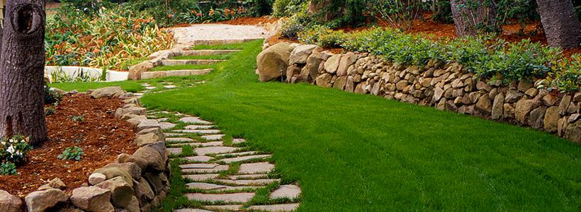 Клумбы из камней для сада: лучшие идеи и советы по декору от ландшафтных дизайнеров