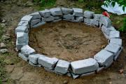 Фото 28 Клумбы из камней для сада: лучшие идеи и советы по декору от ландшафтных дизайнеров