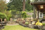 Фото 37 Клумбы из камней для сада: лучшие идеи и советы по декору от ландшафтных дизайнеров