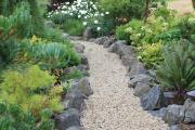 Фото 20 Клумбы из камней для сада: лучшие идеи и советы по декору от ландшафтных дизайнеров