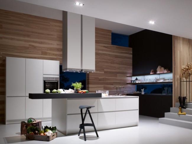 Все кухни SieMatic предполагают встраивание любой бытовой техники