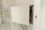Фото 5 Нажимной сантехнический люк под плитку: как подобрать, конструктивные особенности и преимущества
