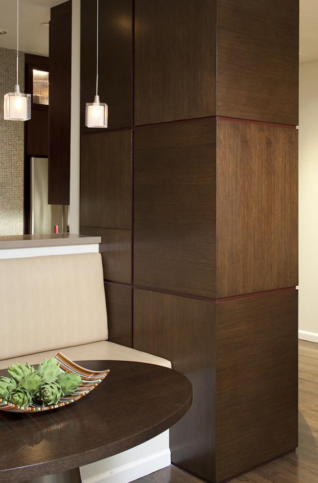 Стеновые панели получили большую популярность в современном дизайне