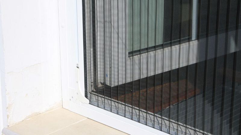Как установить москитную сетку на пластиковое окно пошагово.