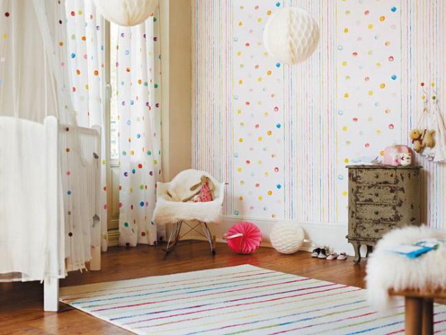 Такое оформление стен - поможет функционально улучшить комнату