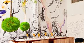 Анималистические принты и птицы на стенах: 70+ навеянных самой природой идей для интерьера фото