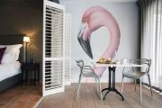 Фото 16 Анималистические принты и птицы на стенах: 70+ навеянных самой природой идей для интерьера