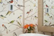 Фото 18 Анималистические принты и птицы на стенах: 70+ навеянных самой природой идей для интерьера