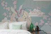 Фото 30 Анималистические принты и птицы на стенах: 70+ навеянных самой природой идей для интерьера
