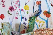 Фото 31 Анималистические принты и птицы на стенах: 70+ навеянных самой природой идей для интерьера