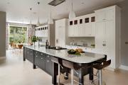 Фото 2 Шкаф-пенал для кухни (70+ фото): как выбрать мультифункциональный кухонный пенал и не переплатить?