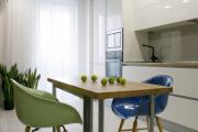 Фото 20 Шкаф-пенал для кухни (70+ фото): как выбрать мультифункциональный кухонный пенал и не переплатить?