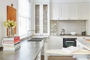 Фото 22 Шкаф-пенал для кухни (70+ фото): как выбрать мультифункциональный кухонный пенал и не переплатить?